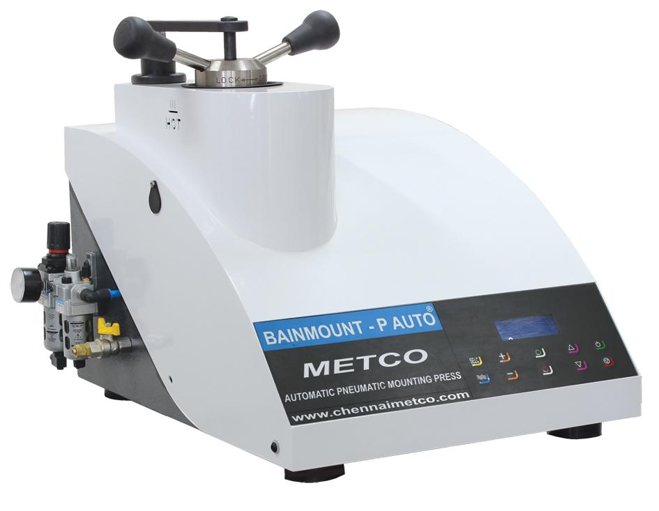 Пресс с автоматическим приводом пневмосистемы Bainmount - P Auto