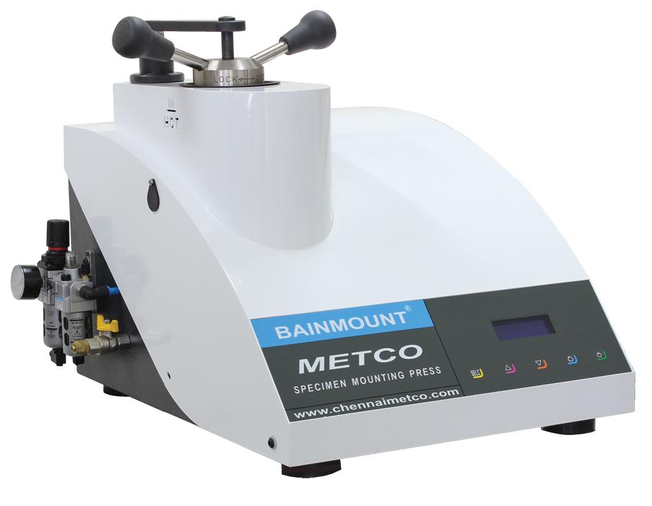 Пресс с ручным приводом пневмосистемы Bainmount - P