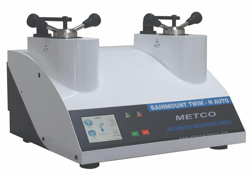 Автоматический гидравлический пресс Bainmount - Twin H Auto