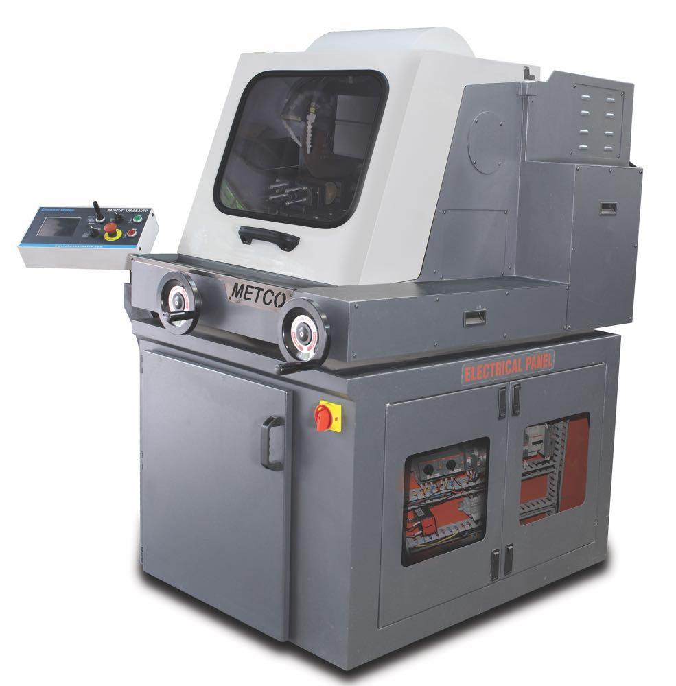 Автоматический абразивный отрезной станок Baincut - L Plus Auto
