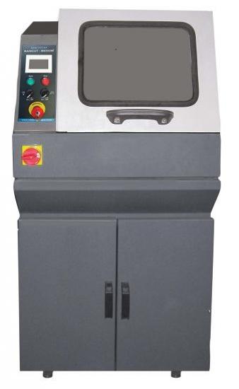 Автоматический абразивный отрезной станок Baincut - M Auto